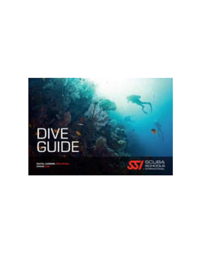 SSI SSI Dive Guide Manual