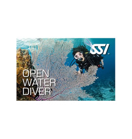 SSI SSI Open Water Diver Manual