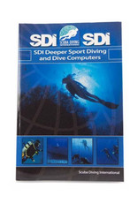 TDI / SDI / ERDI SDI Deeper Diving w/Computers Manual