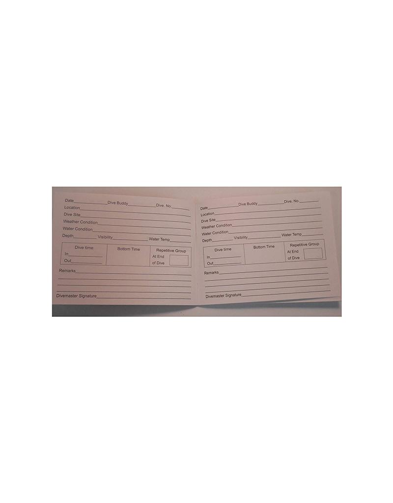 Marine Sports Mfg. Log Book Waterproof