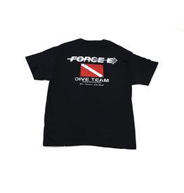Ocean Zones Ocean Zones Dive Team SS Tshirt