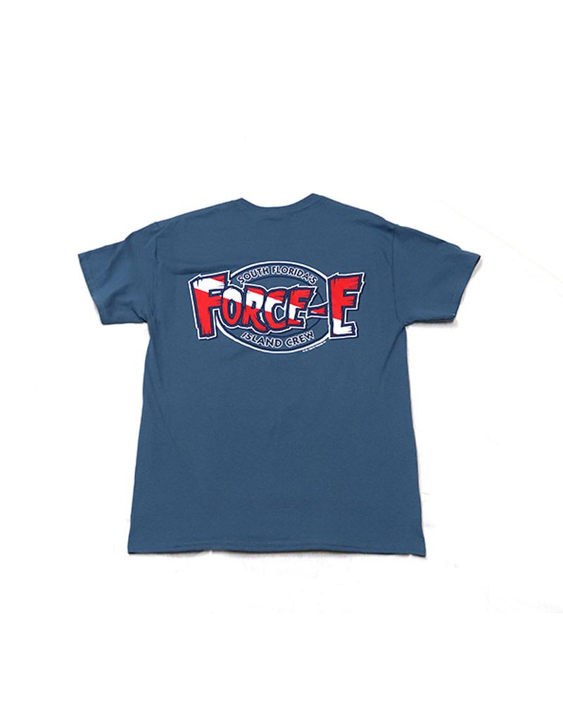 US 1 Trading Co US 1 T-Shirt Island Crew