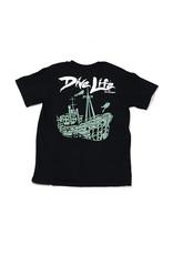 David Dunleavy Art LLC Dunleavy Ship Wreck Tshirt