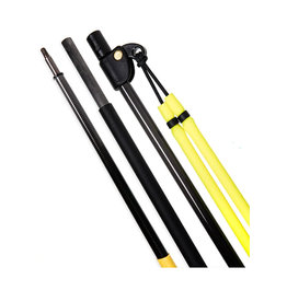 Headhunter Spearfishing Sea Stinger 3pc Lighting Rod Breakdown 81'' Polespear