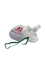 XS Scuba XS Scuba Rescue Mask w/O2 Port DNO