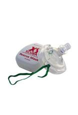 XS Scuba XS Scuba Rescue Mask w/O2 Port