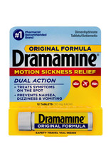 Marine Sports Mfg. Dramamine Tablets 12ct