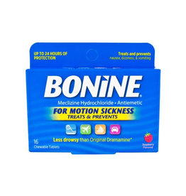 Marine Sports Mfg. Bonine Motion Sickness
