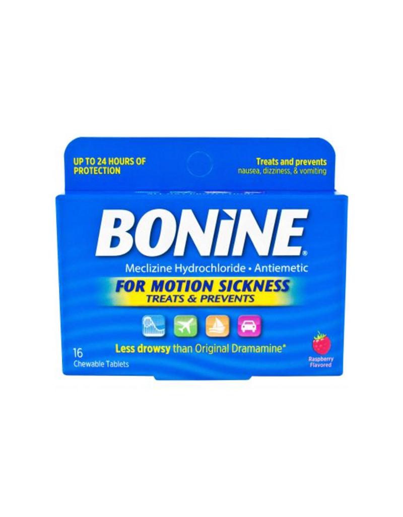 Marine Sports Mfg. Bonine Motion Sickness