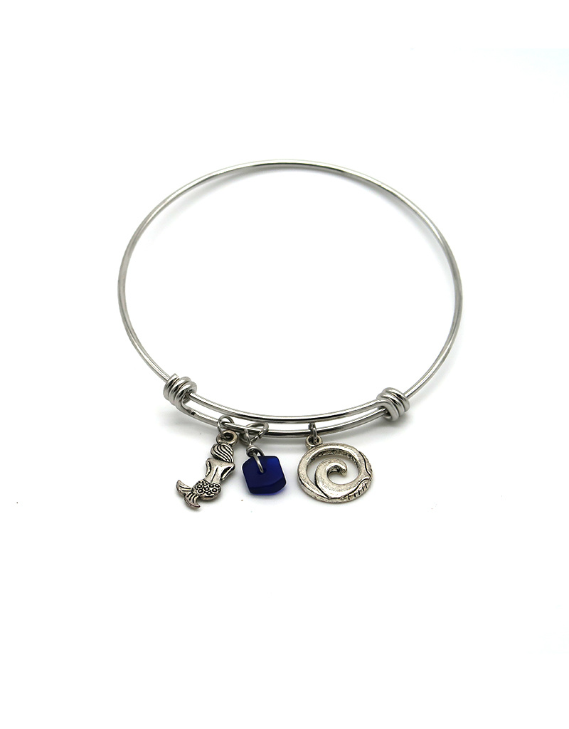 Octo Girl Octo Girl Bracelet Charm Bangle