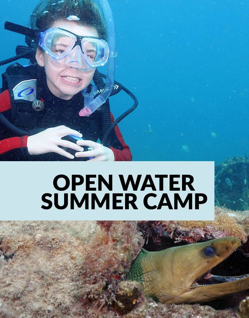 Force-E Scuba Centers Open Water Diver Camp 7/13- 7/17 Pompano