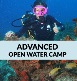 Force-E Scuba Centers Advanced Open Water Camp Aug 3- Aug 7 Pompano