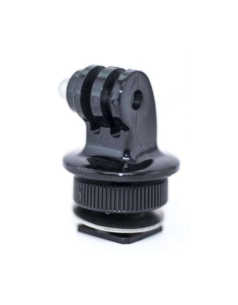 Ultralight Control Systems Ultralight Hot Shoe to GoPro Tripod Mount