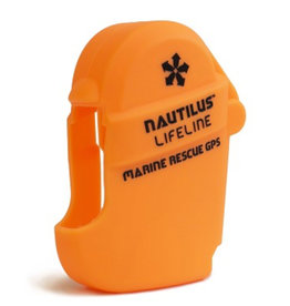 DiveAlert By Ideations Nautilus LifeLine Silicone Pouch