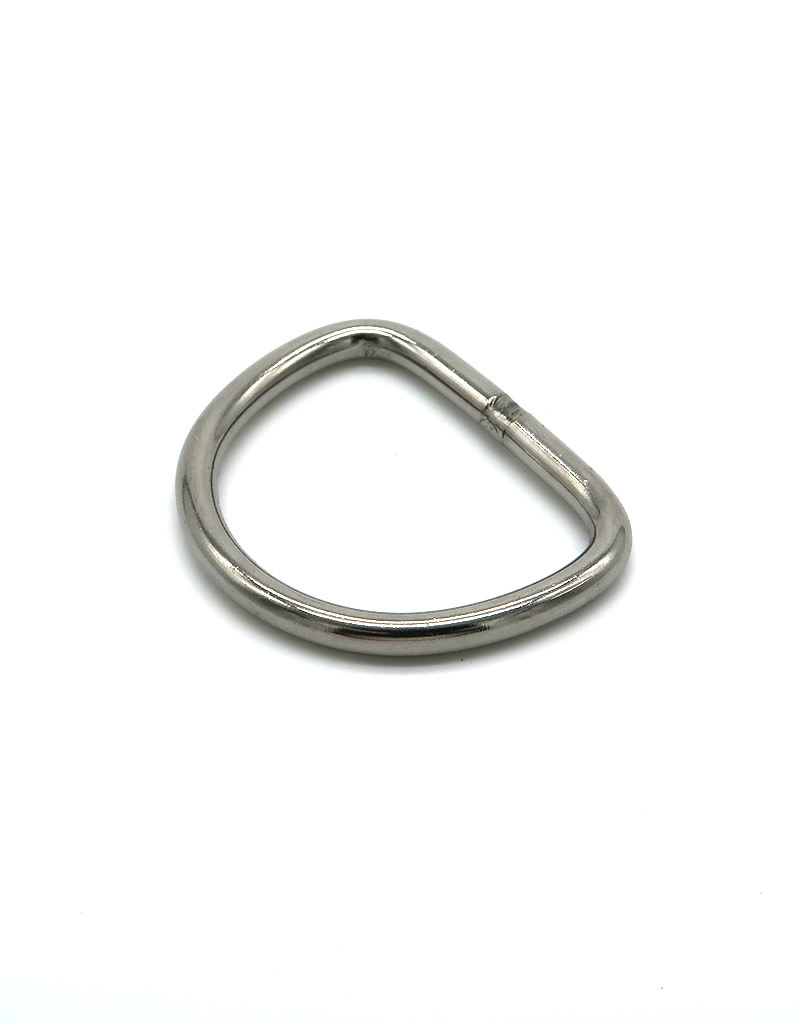 "Marine Sports Mfg. Marine Sports 2"" D Ring SS 2"