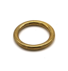 Marine Sports Mfg. Marine Sports Ring Brass Ring Solid 1.25""