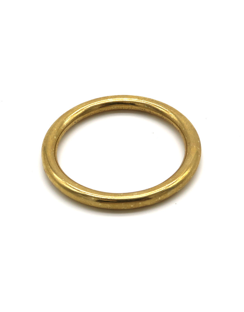 Marine Sports Mfg. Marine Sports Ring 2'' Solid Brass Ring