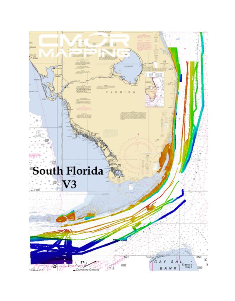 CMOR Mapping CMOR S FLorida Card