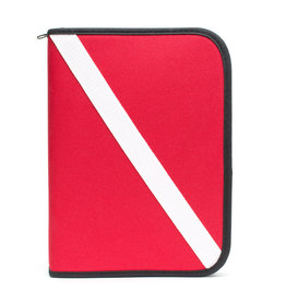 Marine Sports Mfg. Dive Log Set - Dive Flag Case & Pages