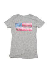 H2Overboard LLC H2O Womens SS V-Neck