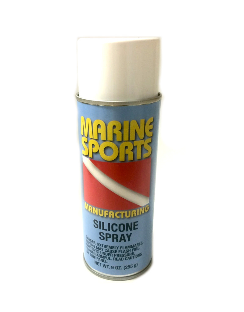 Marine Sports Mfg. Marine Sports Silicone Spray 10 oz