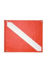 Marine Sports Mfg. Marine Sports Flag -14'' X 16'' Vinyl Flag/Wire