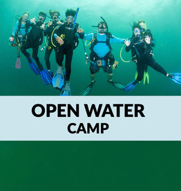 Force-E Scuba Centers Open Water Diver Camp 6/22 -6/26 Boca Raton