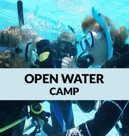 Force-E Scuba Centers Open Water Diver Camp 8/3- 8/7 Boca Raton