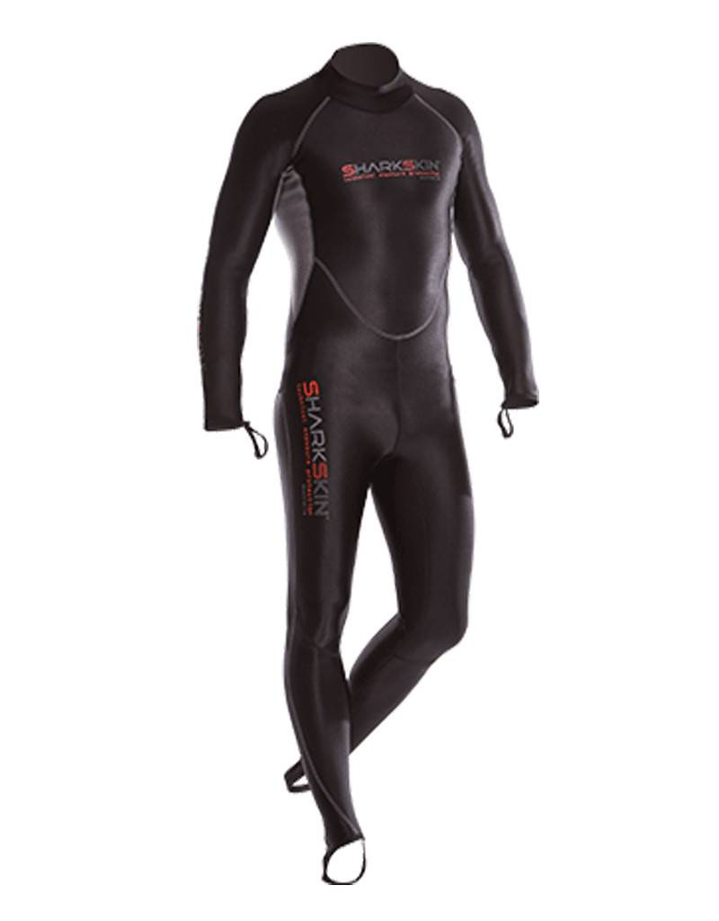 Huish Sharkskin Chillproof Mens Back Zip Suit