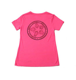Conservan Tees Conservan T's Ladies Sea Turtle