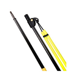SeaStinger Sea Stinger Lightning Rod Breakdown 80'' Polespear