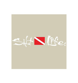 Saltlife LLC Salt Life Dive Flag Sticker