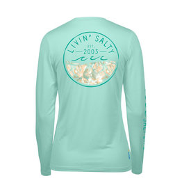 Saltlife LLC SaltLife Ladies LS Tropical Escape