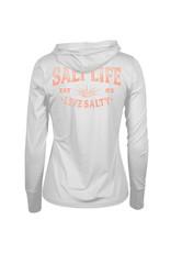 Saltlife LLC SaltLife Ladies Sunset Hoodie