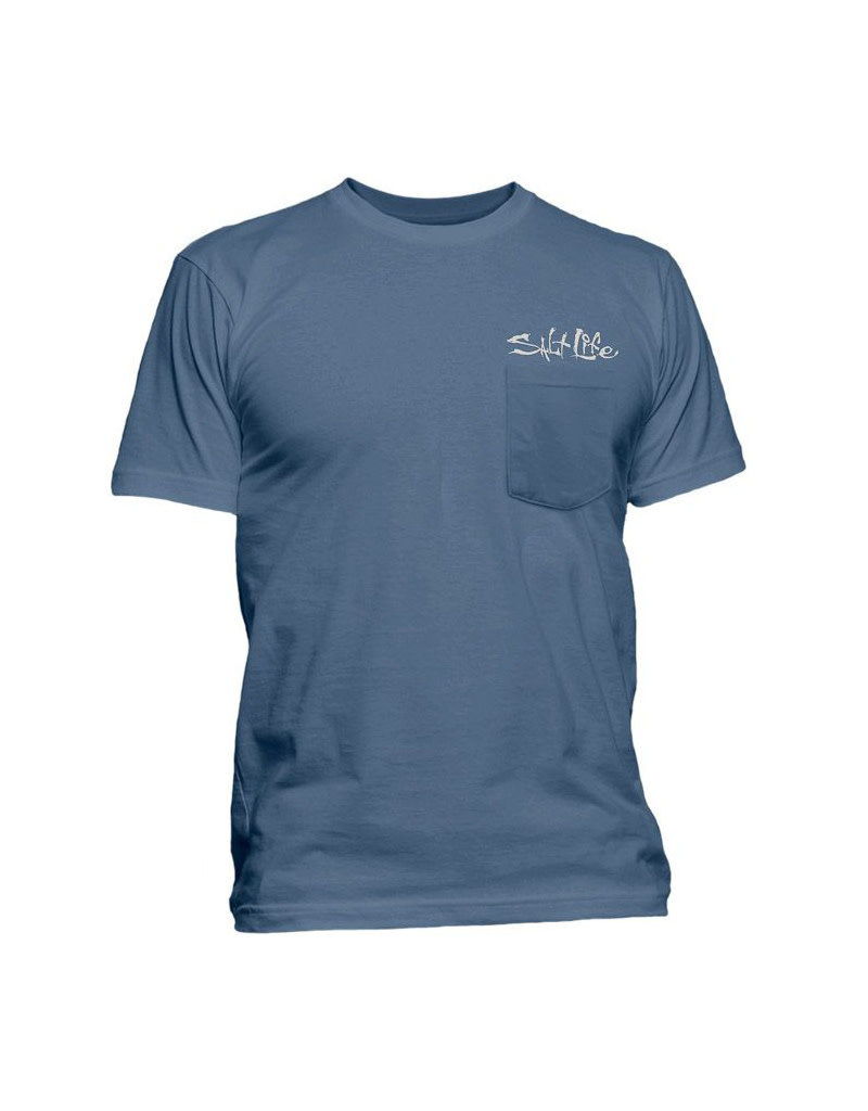 Saltlife LLC SaltLife Mens Hook and Spear T