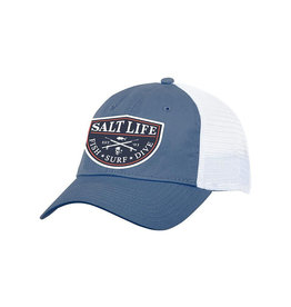Saltlife LLC SaltLIfe Spearfish Badge Hat