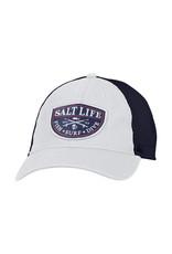 Saltlife LLC SaltLIfe Spearfish Badge Hat