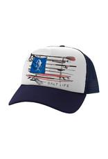 Saltlife LLC SaltLife Quiver Trucker Hat