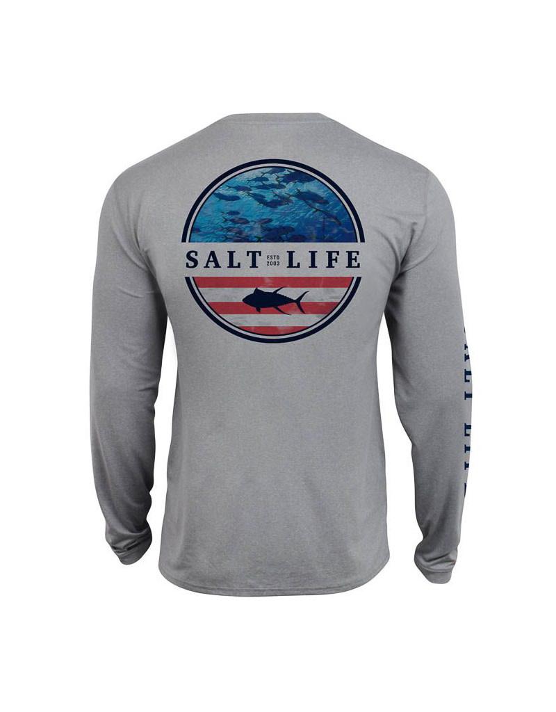 Saltlife LLC SaltLIfe LS Perf - Respect