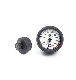 XS Scuba Gauge Hose Mount Depth Gauge