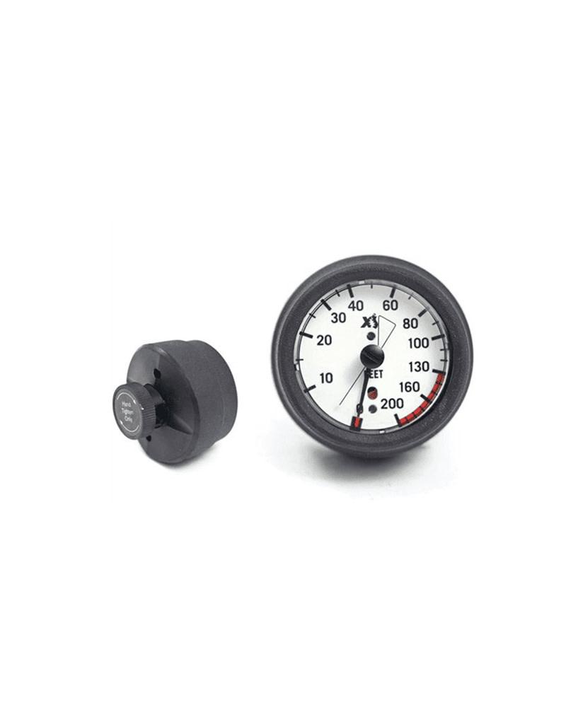 XS Scuba Highland Mini Tech Pressure Gauge,