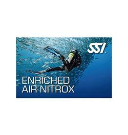 SSI SSI Enriched Air Nitrox 32% Digital Kit