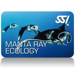 Force-E Scuba Centers SSI Manta & Ray Ecology Course