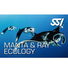 SSI SSI Manta & Ray Ecology Digital Kit