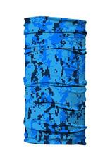 Born of Water Born of Water Neck Gaiter Digital Camo - Blue