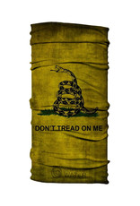 Born of Water Born of Water Neck Gaiter Grungy Gadsden Flag