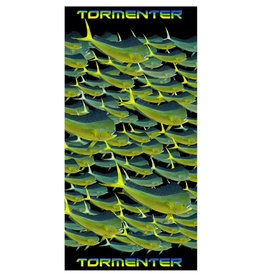Tormenter Tackle Tormenter Nuff ( Neck & Face Muff SPF40) Mahi Charge