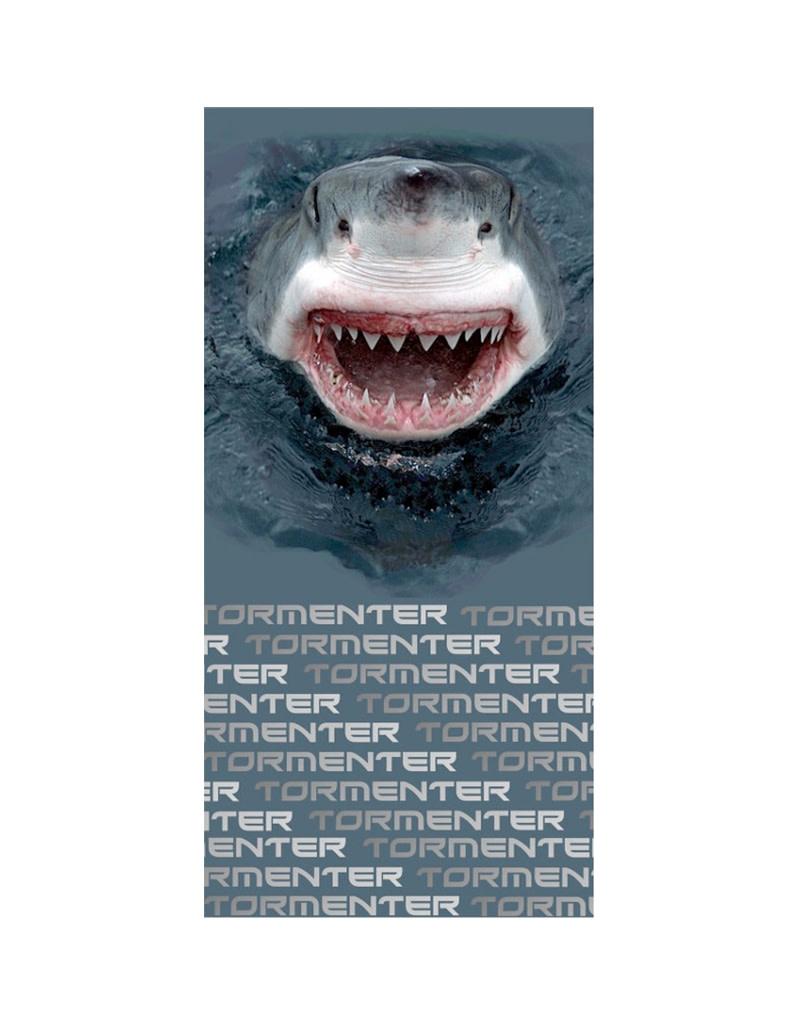 Tormenter Tackle Tormenter Nuff ( Neck & Face Muff SPF40) Shark Attack