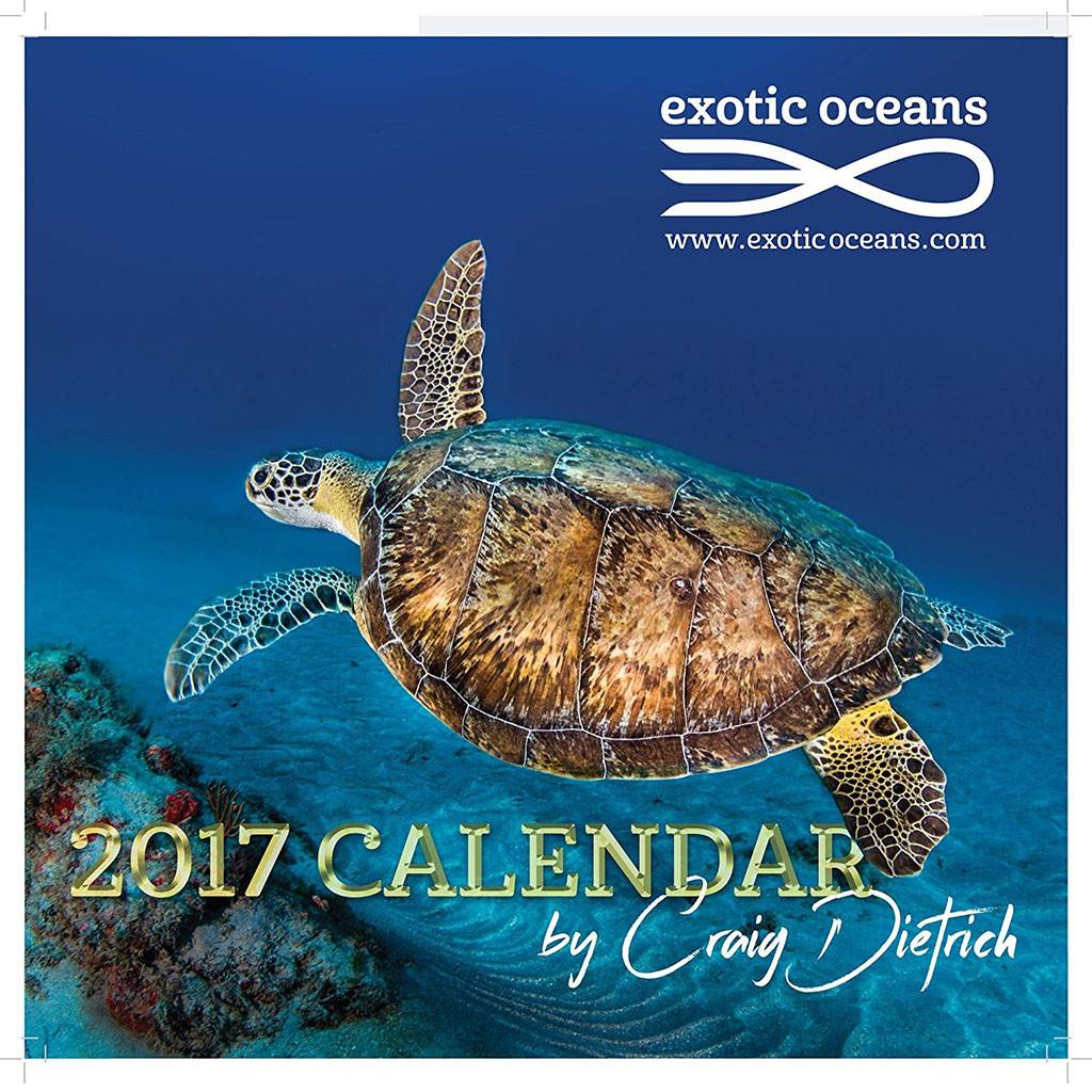 Force-E Craig Dietrich 2017 Calendar