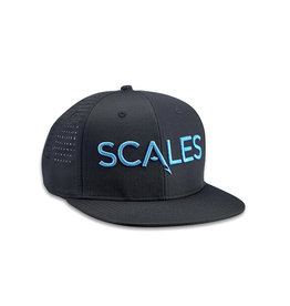 Scales Scales Black Iconic Hat